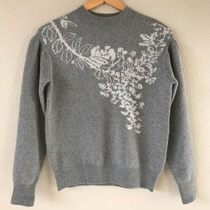La Vie by Rebecca Taylor Grey Sweater